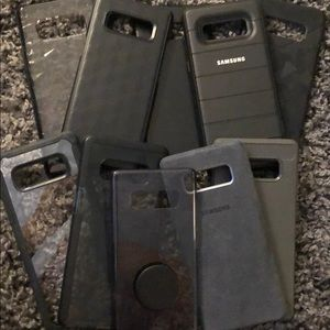 Samsung Accessories - 10 Samsung galaxy note 8 cases! All different!